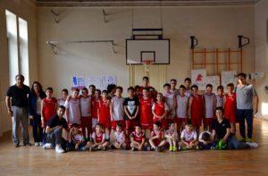 Foto gruppo Life Messina 2015-16